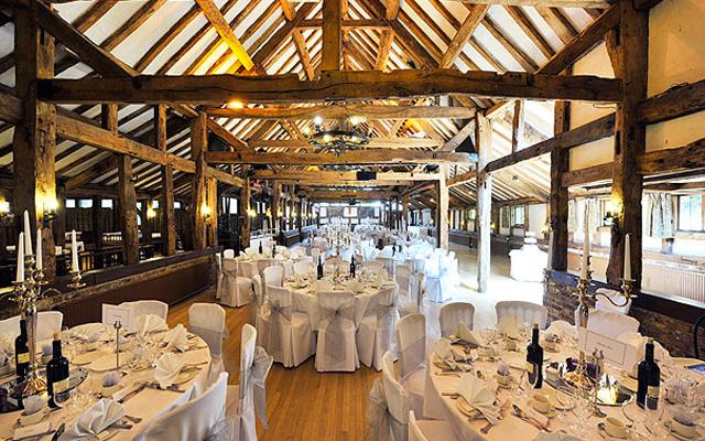 Great Hall Barn In Tunbridge Wells Kent High Rocks